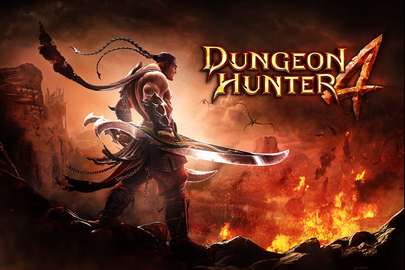 GAME PREVIEW: DUNGEON HUNTER 4 FOR IOS & ANDROID